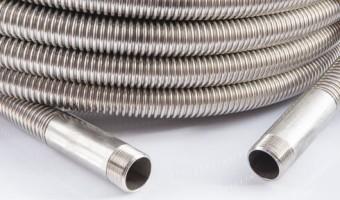 Solar boiler hoses